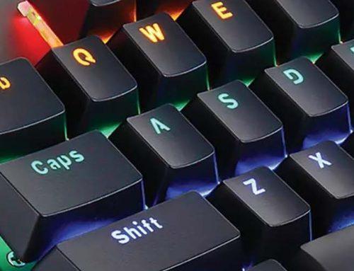 Staff Product Review: Sandberg Ragestorm Mech Gaming Keypad