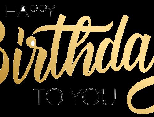 Happy Birthday Aiden